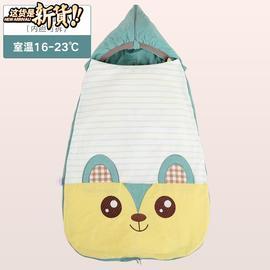 韩国加厚款新生儿77用品睡袋跳包被婴儿初生秋冬季袋婴儿抱被防惊图片