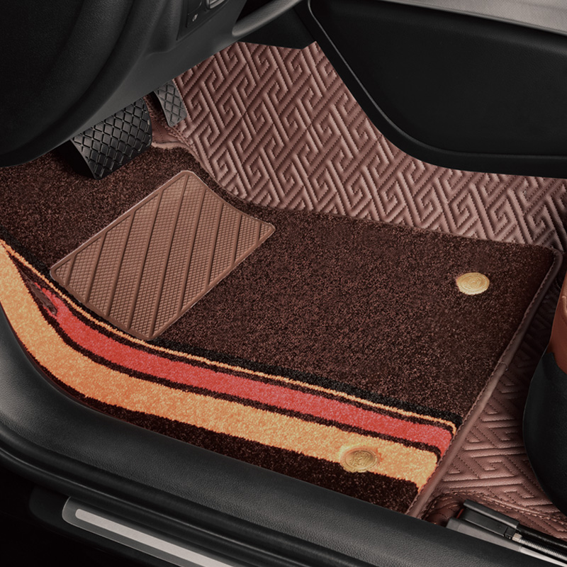Jiaoba 360 car mats and carpet shield fully surround BMW x5x7 X6 X3 5 series gt730740li