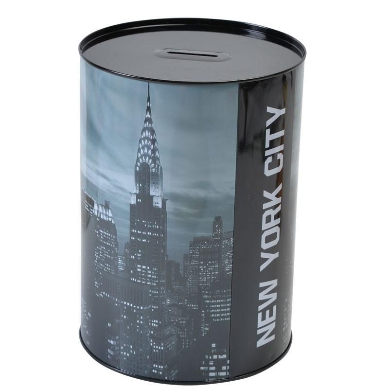 小型で簡単な小金庫の投資信託の貯金箱は鉄缶の小学生の鉄の桶の贈り物を取ってはいけません。