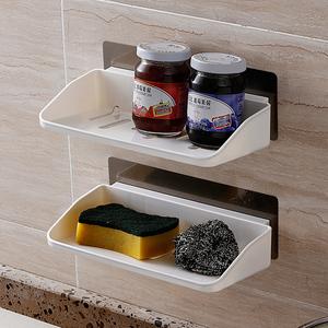卫生间用品用具免打孔架子置物架浴室架收纳架卫浴墙上壁挂储物架
