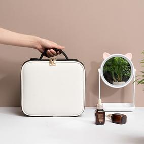 化妆箱手提家用便携女多功能收纳盒