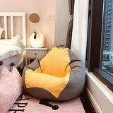 懒人沙发豆袋榻榻米单人小户型卧室女可爱网红阳台椅小型可爱椅子