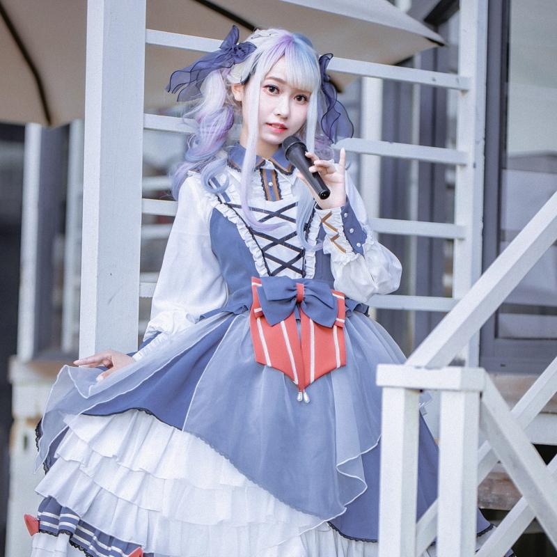 Fairy house original Lolita Dress Japanese Department of love beans classic daily student doll Lolita deposit