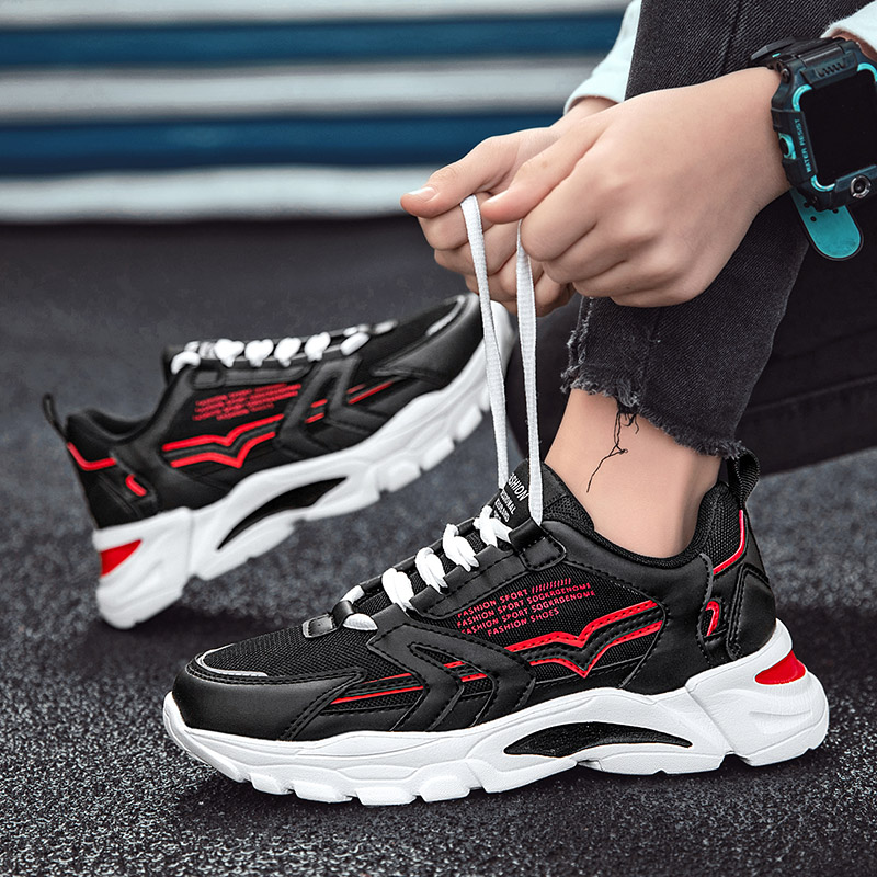 %680000 Nike s shoes mens fashion shoes Korean version daddy shoes mens breathable sports and leisure shoes board shoes