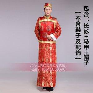 2019清朝阿哥服裝男服飾影視劇拍攝古裝男士正裝長衫演出服裝