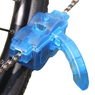 自行车洗链器山地车链条清洗器刷子单车清洁剂工具润滑油保养套装