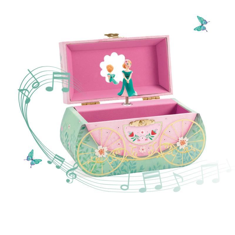 Музыкальные коробочки Артикул 600762782323