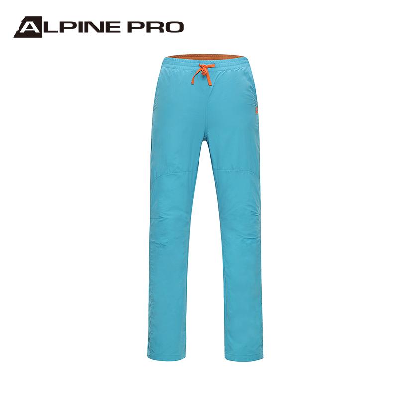 阿尔派妮AlpinePro女士户外登山徒步休闲运动裤透气轻薄速干长裤