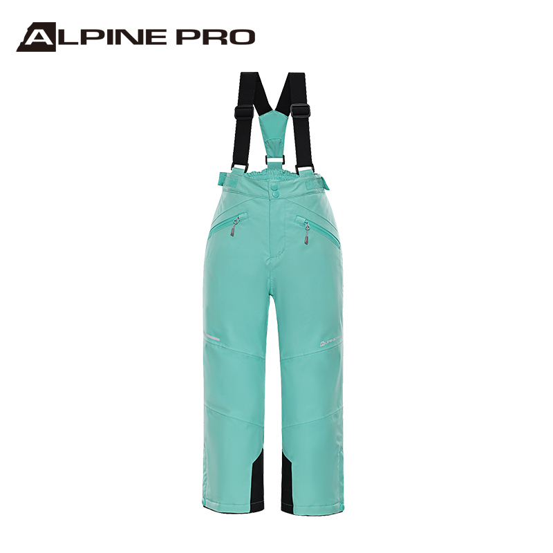 Alpini Alpine Pro Childrens autumn and winter outdoor thickened windproof, warm, waterproof and breathable professional ski pants