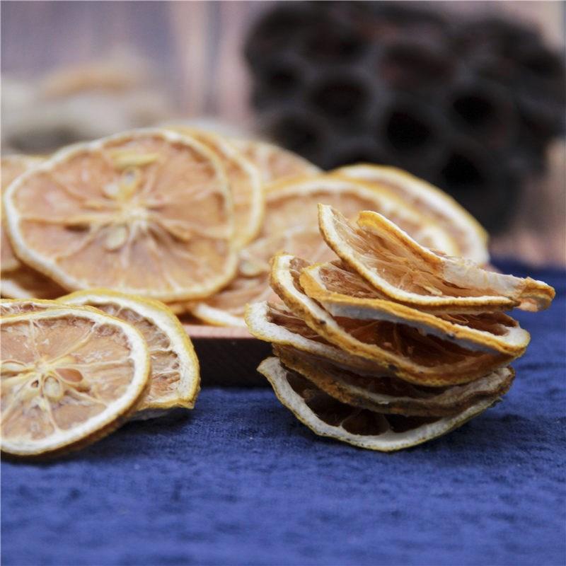 柠檬片柠檬干片500g包邮花草茶叶32.10元包邮