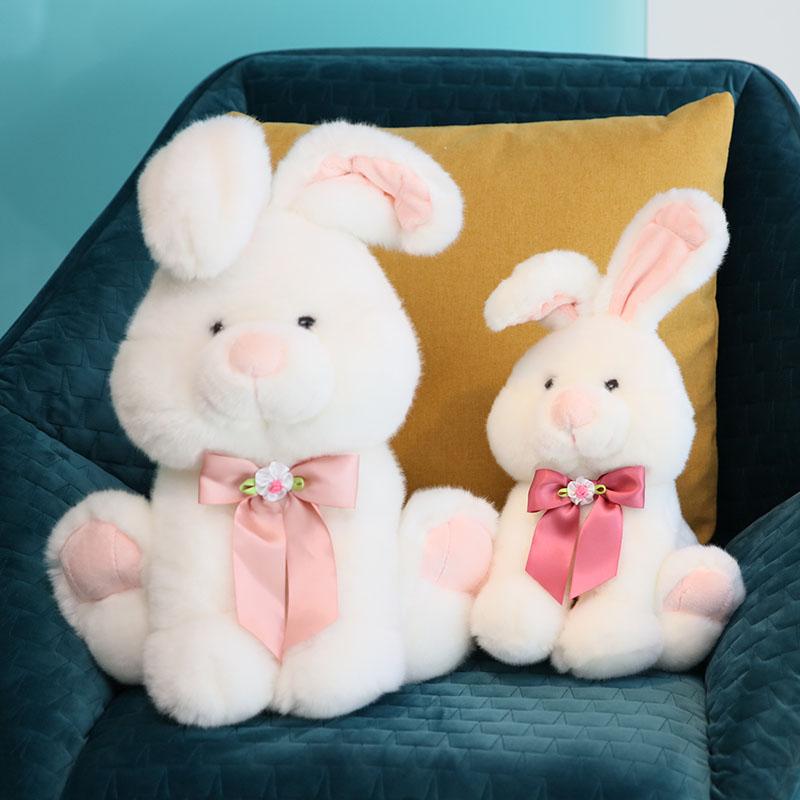 兔子毛绒玩具韩国可爱超大号垂耳兔
