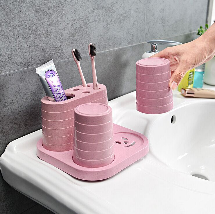 创意居家居懒人生活日常卫生间用具家庭用小东西日用品百货牙刷架