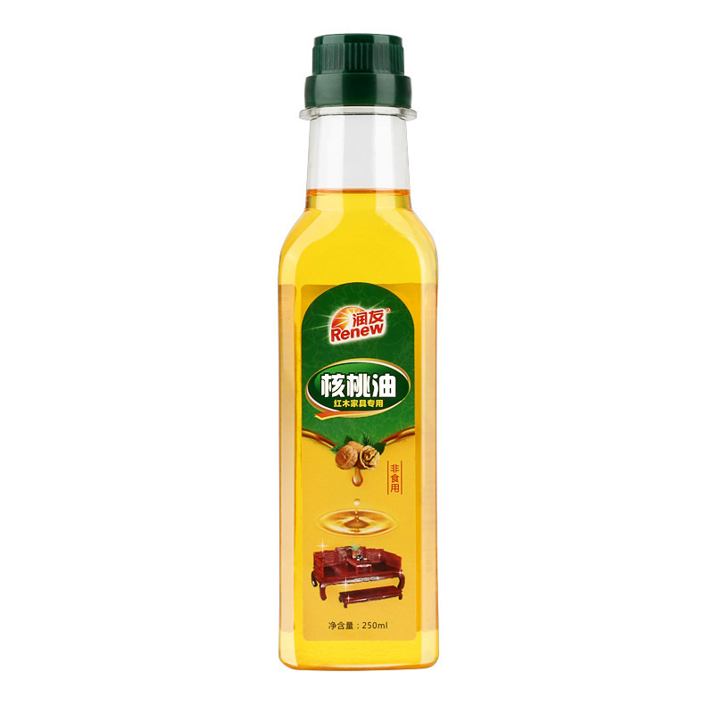 RunYou natural walnut oil, mahogany maintenance oil, household solid wood furniture, cleaning and polishing wood care