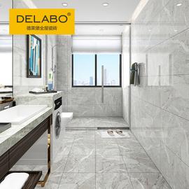 负离子通体大理石瓷砖客厅400x800墙砖厨房卫生间瓷砖防滑地砖400图片