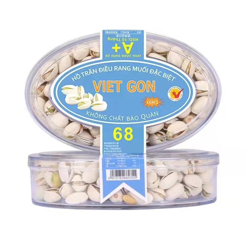Pistachio large granule non bleached original flavor y cashew nuts bulk dried fruit snacks imported from Vietnam