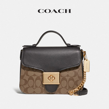 Coach / coach women's classic Cassidy top handle messenger bag