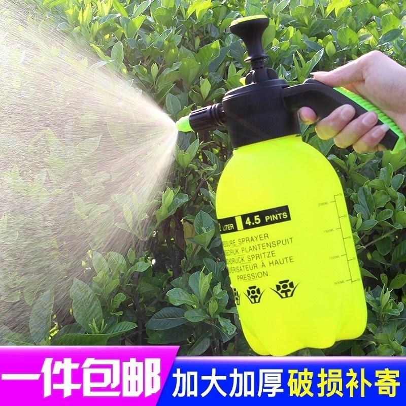 。浇花喷壶气压式塑料喷水壶防腐蚀防爆压力喷雾器园艺养花用品