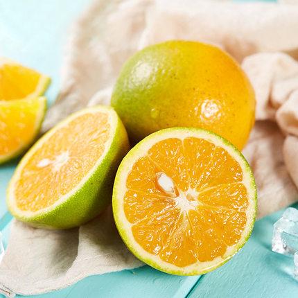 巴东带箱秭归10斤当季手剥新鲜橙子