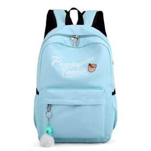 软网红布料背包可爱双肩包出游学生6岁孩子书包少女心儿童秋游小Q图片