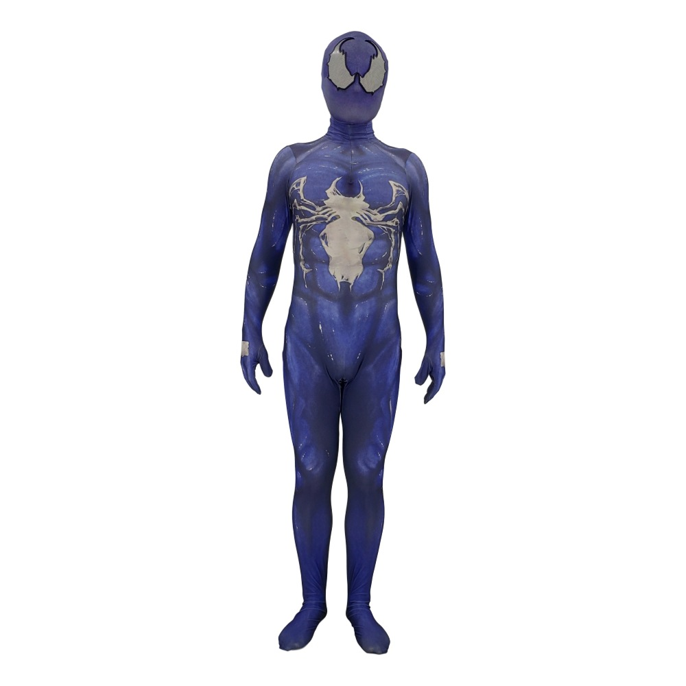 Spiderman's costume, Meiman's poison, Spiderman's tights, cosplay, role play, stage performance suit, a16