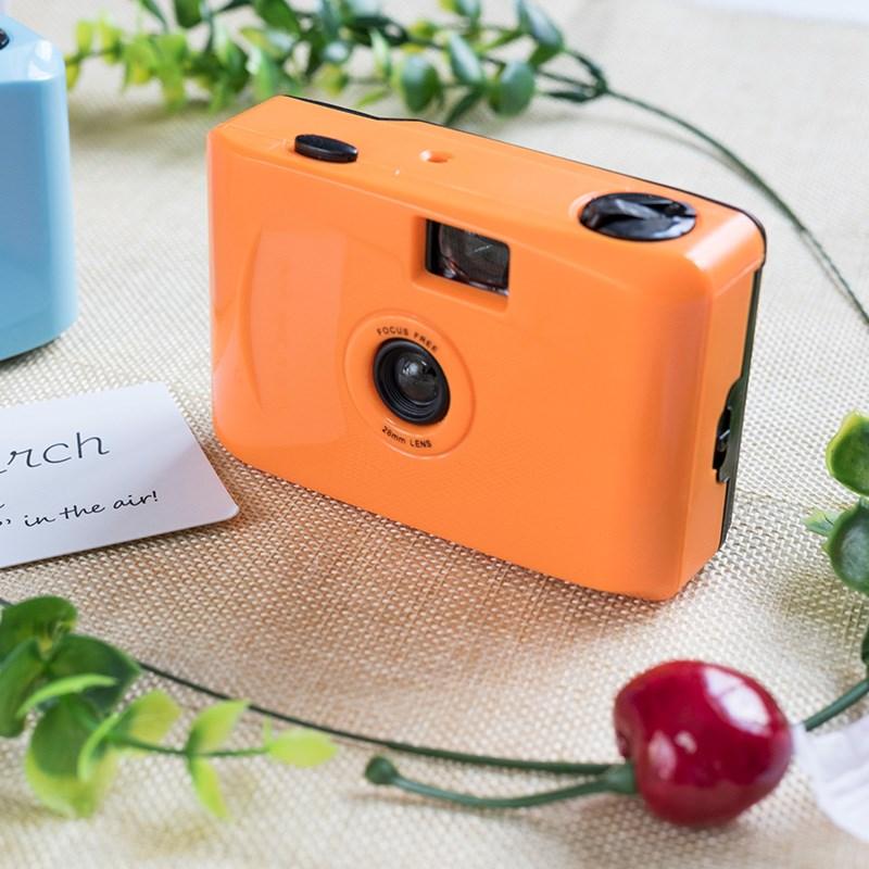 为你保存十八岁胶片复兴傻瓜相机可换胶卷日式小礼物毕业季礼物冬