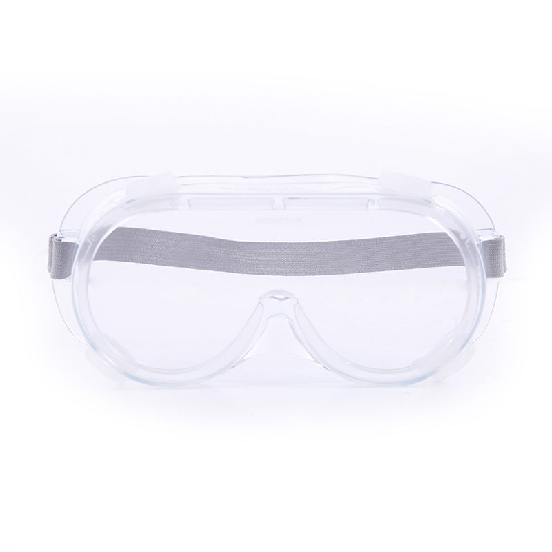 。 Dust proof glasses PC lens anti dust transparent goggles grinding woodworking wind proof sand safety glasses anti impact