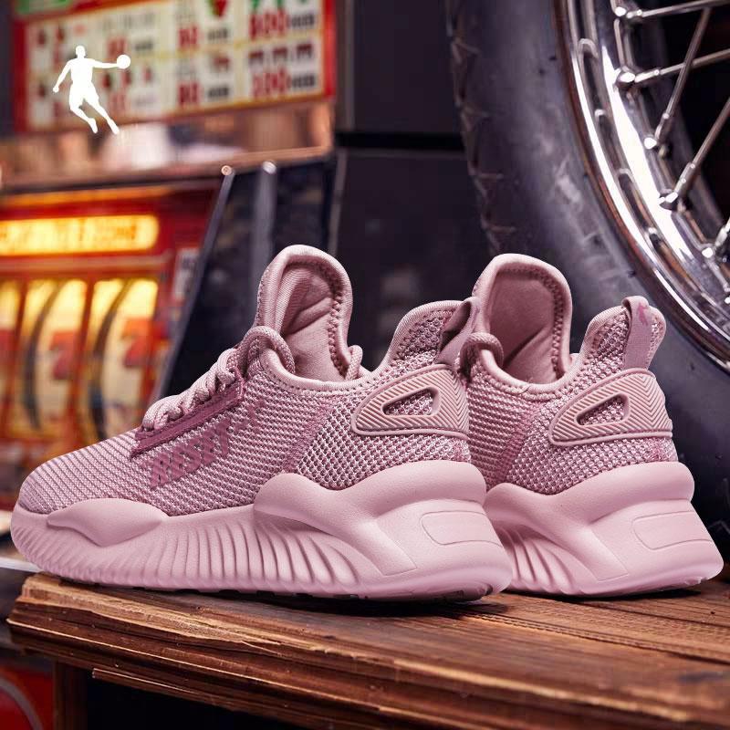 乔丹运动鞋女2020春季新款跑步鞋潮流鞋子学生百搭休闲鞋女士潮鞋