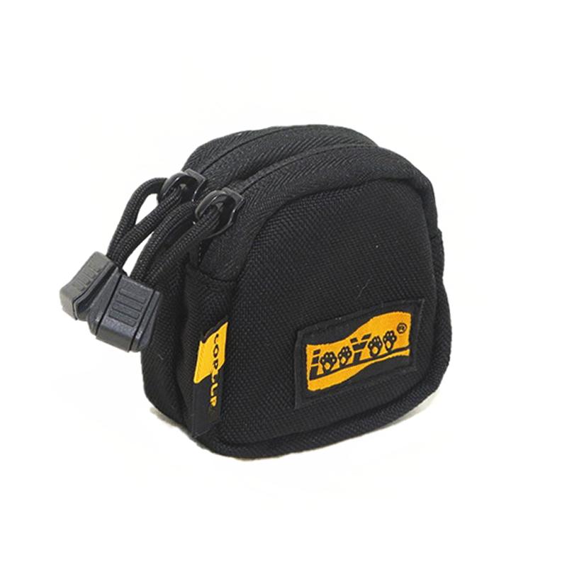 Looyoo / A126 mini car key bag wallet lighter earphone belt waist bag wear resistant nylon material