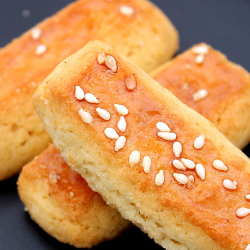 新 炉果东北特产老式手工卢果网红传统全国小吃糕点散装怀旧油茶