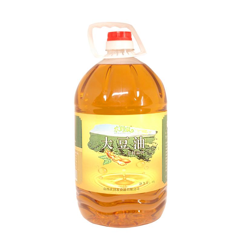 Nongjiajia non transgenic soybean oil