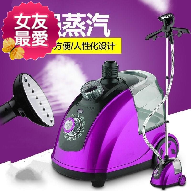 蒸气挂烫斗落地式立式生活f电器蒸汽蒸气运衣服挂式挂烫汤机家用