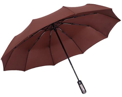 全自动雨伞折叠开收大固晴雨两用牢固超大号号双人三折防风男女加
