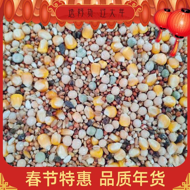 鸽粮10斤净重 9.8包邮A级有玉米营养赛飞饲料信-鸽饲料(励冠家居专营店仅售18.31元)