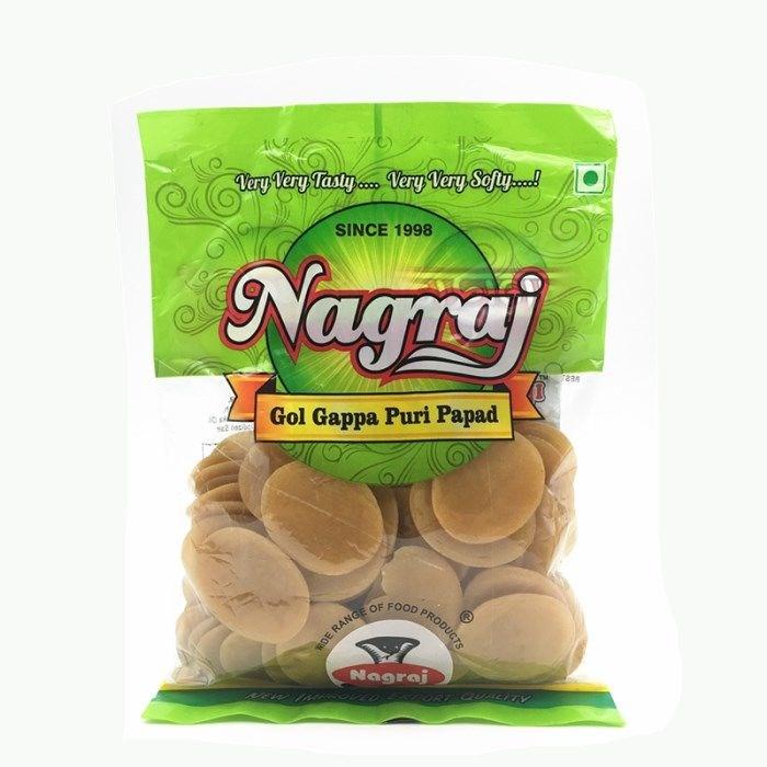 印度特色街头小吃炸空心球India food 进口食品油炸土豆球土豆片