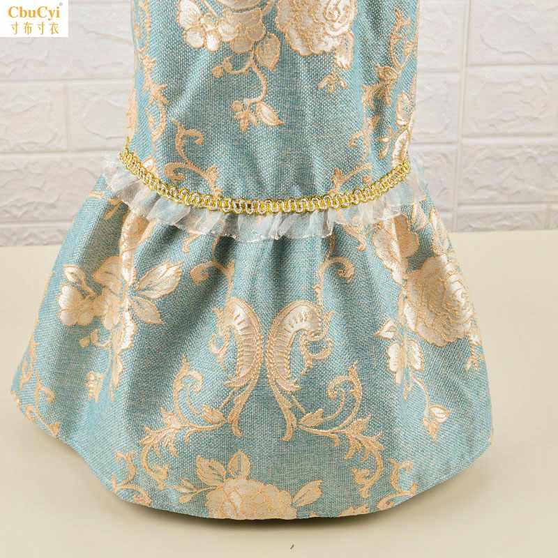 破壁机罩防尘套 家用 尘罩盖布蕾丝多用巾厨房电器茶杯台灯布盖