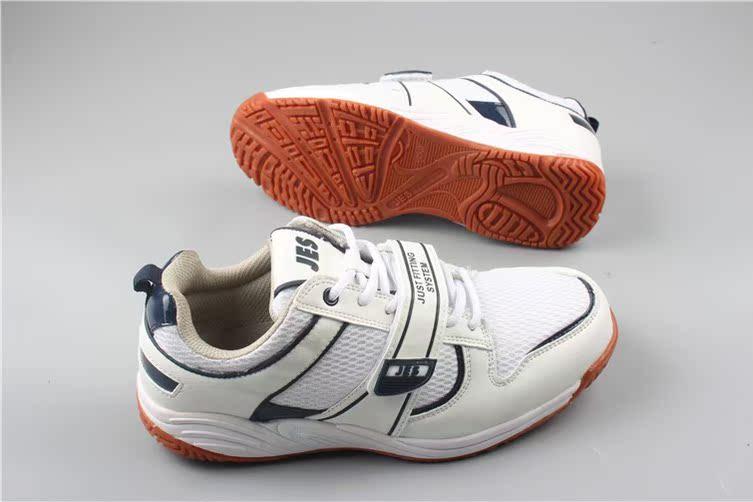 出口日本外贸捡漏网球鞋男女运动鞋网面透气减震室内外训练球鞋
