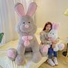 美国邦尼兔子毛绒玩具公仔大号抱枕怎么样