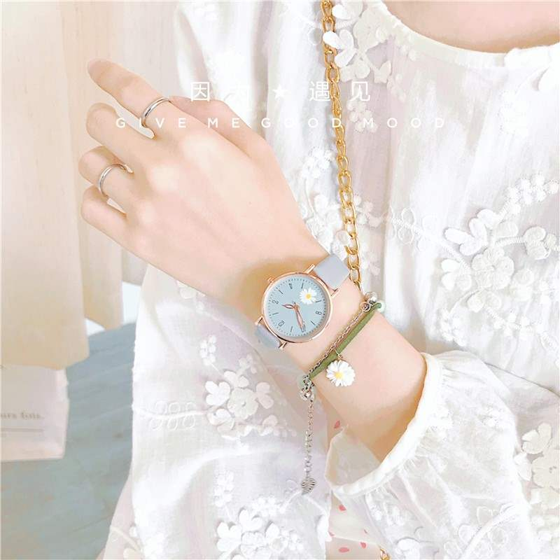 Antique watch Chinese style college style retro Student Korean version simple small fresh literature and art leisure