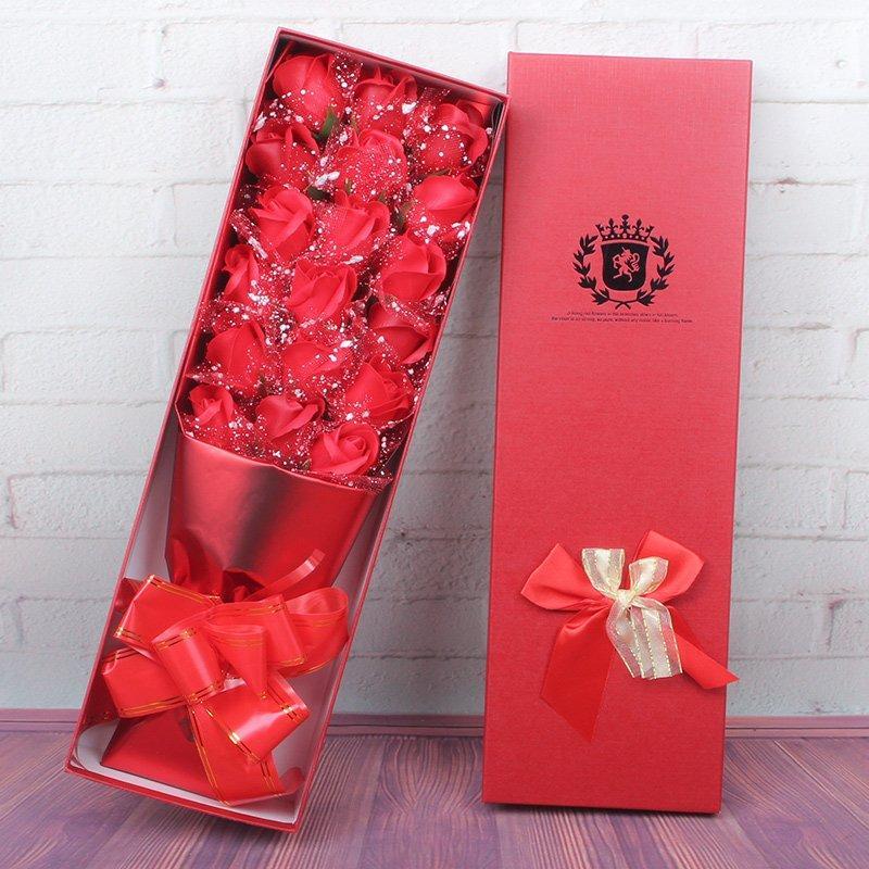 520情人节生日礼物送女友女孩护士相亲约会初次见面送礼结婚周年