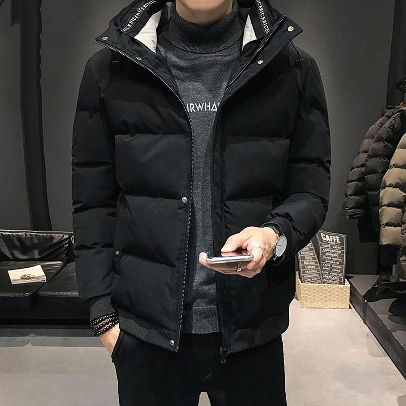 弗衣尚2020男士冬季棉衣男士棉衣男冬季外套加厚保暖羽绒棉服潮牌