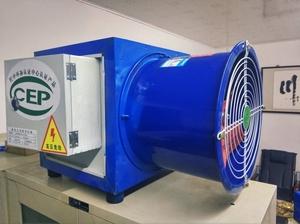 厨房油烟净化器带风机小型油烟分离器烧烤饭店包过环保