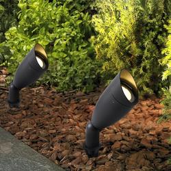 led射树灯户外插地防水景观射灯草地园林室外照树草坪庭院别墅灯