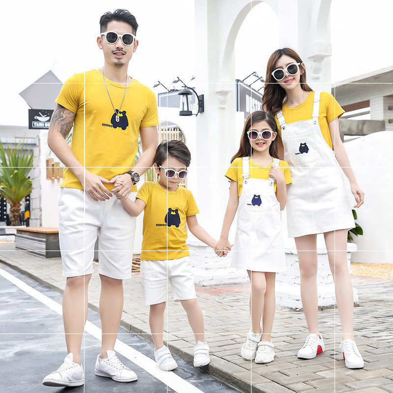 Father and daughters parents and childrens clothes