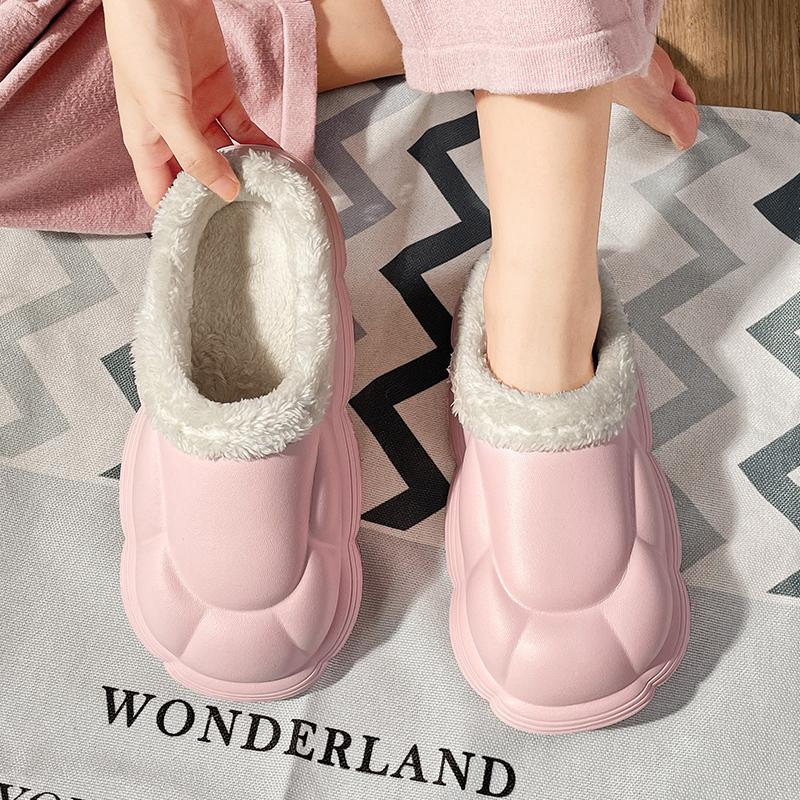 防水棉拖鞋