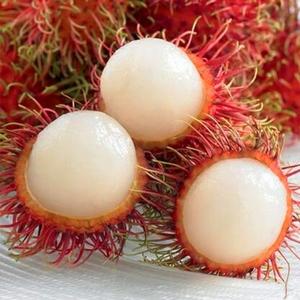 越南泰国进口新鲜带箱6斤装红毛丹