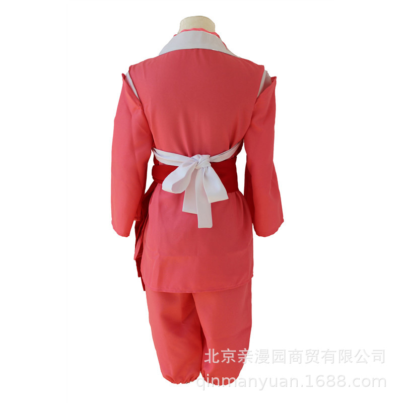 Thousands of Shenyin: cosplay costume s