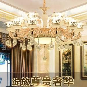 客厅北欧风格创意吊灯样板房美发店寿司店锌合金展厅用的咖啡店