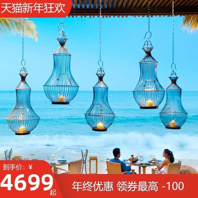 双早 酒店2 三亚文华东方 送 接 4晚海景房 出海 超值预售