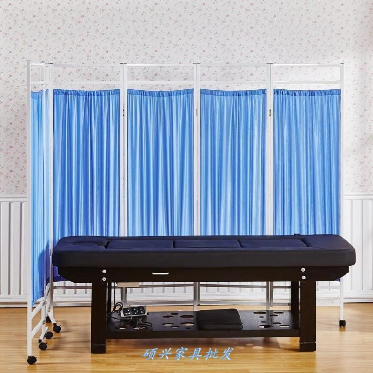 Health care room, health center, maternal and infant room, outpatient hospital, nail shop, health center, partition curtain clinic, entrance medical screen