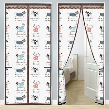 空调冬季防风卧室家用厨房隔断帘